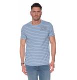 PME Legend T-shirt met korte mouwen blauw
