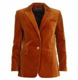Equipment Blazer jacque oranje