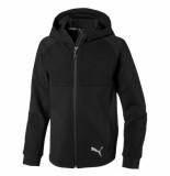 Puma Evostripe hooded jacket 580336-01 zwart