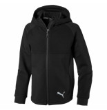 Puma Evostripe hooded jacket 580336-01 zwart