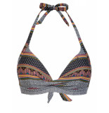 Protest Mm goa ccup halter bikini top 7611491-332 oranje