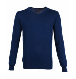 Born with Appetite Pullover 19305ar25 blauw