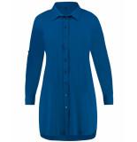 Plus Basics Blouse 8xl blauw