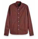 Scotch & Soda T-shirt 152152 wit