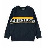 Name It Sweatshirt 13168777 nkmopelle blauw