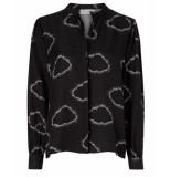 Fabienne Chapot Blouse chaka blouse zwart