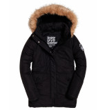 Superdry Coat w50000010a ashley zwart