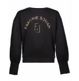 Frankie & Liberty Pullover fl19601 zwart