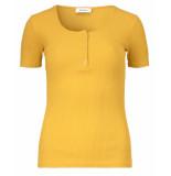 Modstrom T-shirt 54491 orson t-shirt geel