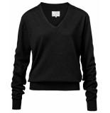 YAYA Pullover 1000177-923 zwart