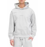 JORIK ''a real box logo'' hoodie - grijs