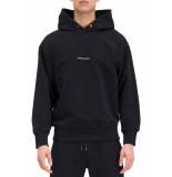 JORIK ''a real box logo'' hoodie - zwart
