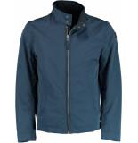 Vanguard Jacket custom racer jac vja191301/5118 blauw
