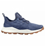 Timberland Men brooklyn lace oxford navy suede blauw