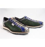 Harris 0842 sneakers groen