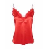 Goldie Estelle Evy top - rood