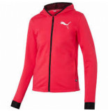 Puma Women hooded zip jacket 580590-02 roze