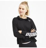 Puma Modern sport cover up 580077-01 zwart
