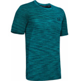 Under Armour Vanish seamless ss nov 1 1345309-454 blauw