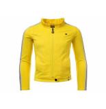 Looxs Revolution Vest met bies geel