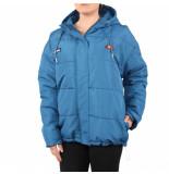 Ellesse Pejo padded jacket blauw