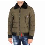 XPLCT Studios Dolce jacket groen