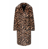 Marc Cain Leopard mantel mc 11.08 w93