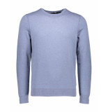 Boss Orange Pullover kwasiros blue blauw