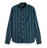 Scotch & Soda Overhemd 152152 groen