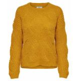 Only Pullover 15187600 onlhavana geel