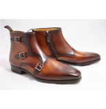 Magnanni 22572 boots gekleed cognac