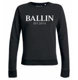 Ballin Est. 2013 Basic lady sweat zwart
