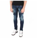 Richesse Dijon jeans blauw