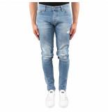 XPLCT Studios Milan jeans blauw