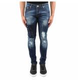 Richesse Toulon jeans blauw