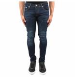 Richesse Morlaix jeans blauw