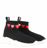 Love Moschino W.sneakers zwart