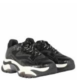 Ash Addict sneaker zwart