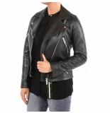 STAND Amb shock jacket zwart