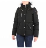 Moose Knuckles 3q jacket lds zwart