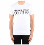 Versace Slim mc logo print wit