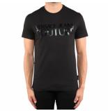 Versace Slim mc logo print zwart