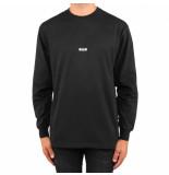 MSGM T-shirt zwart