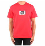 MSGM T-shirt rood