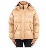 MSGM Down jacket beige