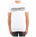 Dsquared2 T-shirt wit
