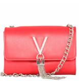 Valentino Ranma pochette rood