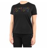 Versace T-shirt lady udm6139 zwart