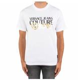 Versace T-hirt pt 7 wit