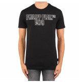 Philipp Plein Round neck tatement zwart
